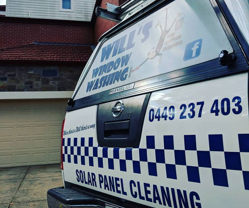 Will's Window Washing and Gutter Cleaning - Adelaide
